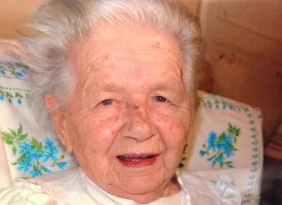 Auguri a Gioconda Simonetti per i suoi 101 anni!