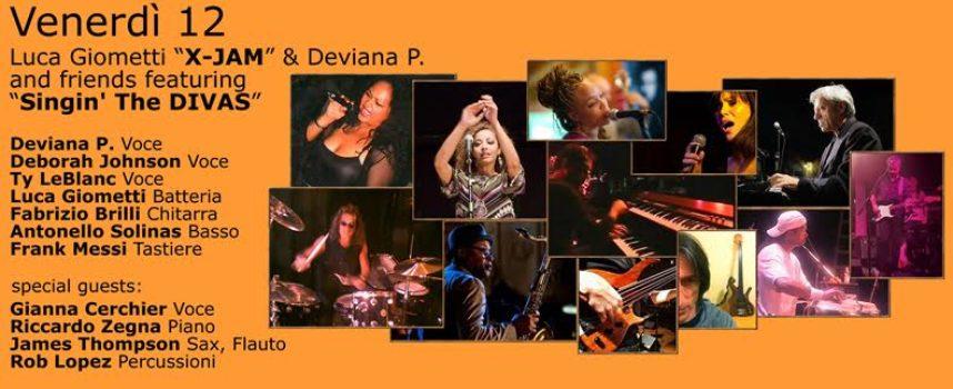 """""""Singin' The Divas…and Puccini"""" in programma questa sera, 12 giugno, per Anfiteatro Jazz"""
