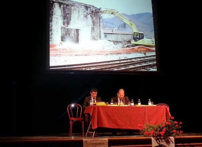 Giornata di studio e approfondimento sulla linea ferroviaria Lucca/Aulla