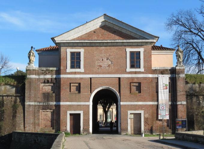 Chiusa al transito Porta San Donato. Non sarà possibile accedervi nemmeno a piedi