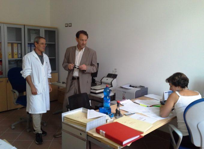 Sanità Pubblica Veterinaria e Sicurezza Alimentare trasferiti a Gallicano insieme al SERT