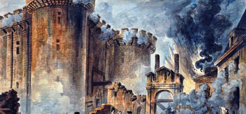 accadde oggi  Martedì 14 luglio 1789, la presa della Bastiglia