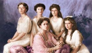 17 luglio Anastasia - and Romanov family