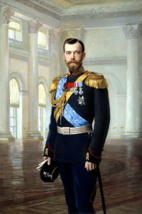 17 luglio Nicholas_II_of_Russia_painted_by_Earnest_Lipgart