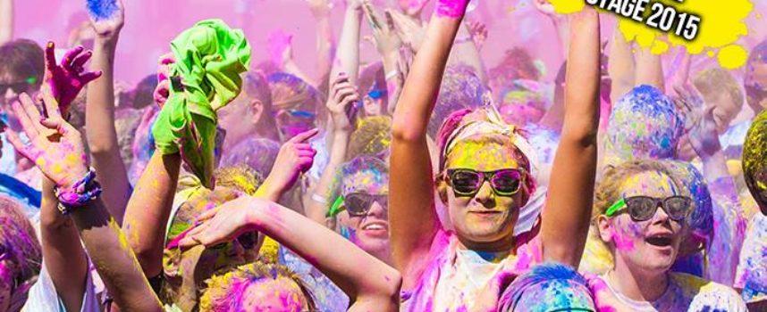Tutto pronto per l'evento dell'estate: la Color Vibe arriva in Garfagnana!