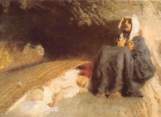 Il Santo del giorno, 19 Luglio: Sant' Arsenio Eremita