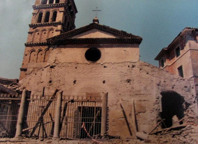 Accadde oggi, 27-28 Luglio: 1993, Strage di Via Palestro a Milano, autobombe in S. Giovanni in Laterano ed al Velabro a Roma