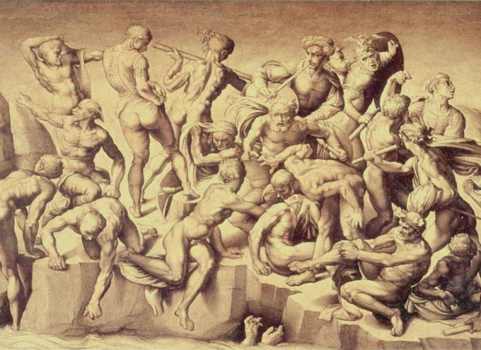 accadde oggi – 28 luglio 1364  la battaglia di cascina