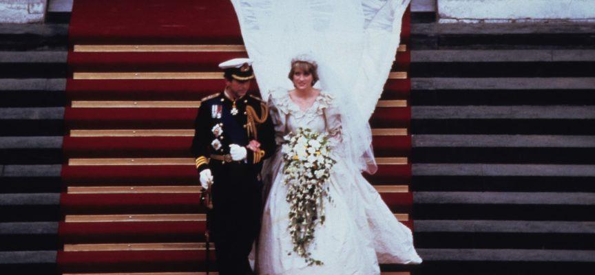 Accadde oggi, 29 Luglio:1981, lo sposalizio di Diana e Carlo, forse l'ultima favola nella storia dell'umanità!