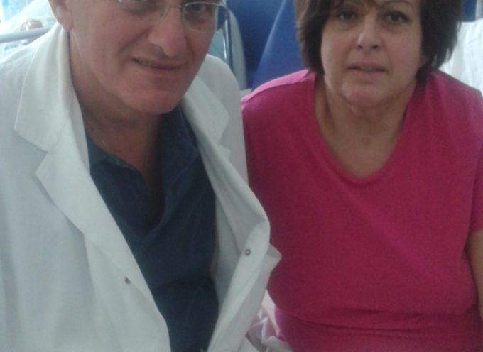 Lucca: continuano gli interventi di protesi di ginocchio bilaterale