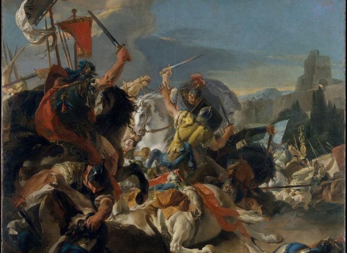 30 Luglio 101 a.C.: sterminio dei Teutoni e Cimbri nel primo grande tentativo di invasione di Roma