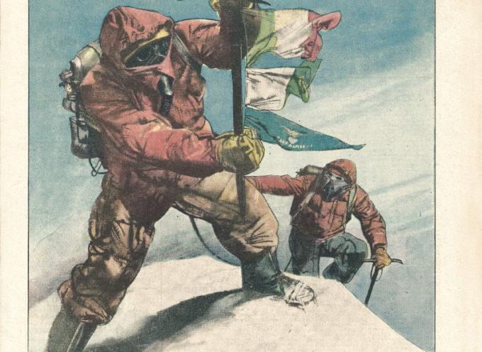 Accadde oggi, 31 Luglio: 1954, l'impresa di Ardito Desio, con gli Italiani e l'Italia che allora era l'Italia, esulta per la conquista del K2!