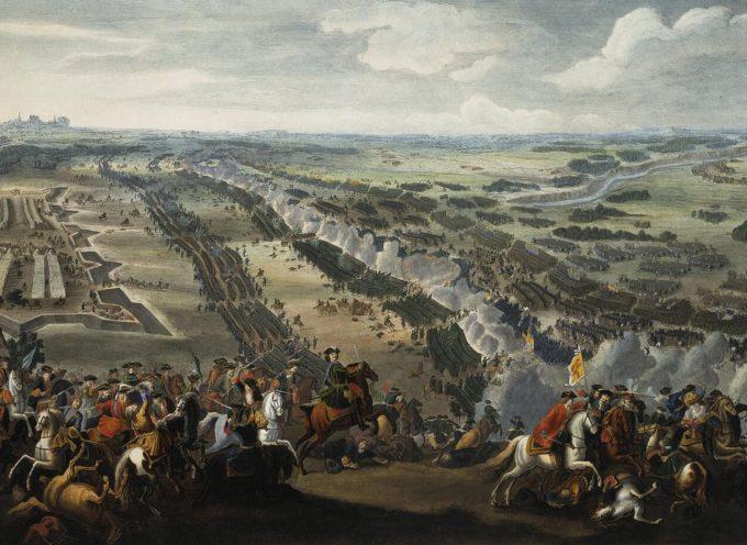 Accadde oggi, 8 Luglio: la Battaglia della Poltava, la Svezia esce dalle grande guerre di conquista europee e la Russia si presenta come potenza continentale