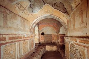 8 luglio catacombe-priscilla