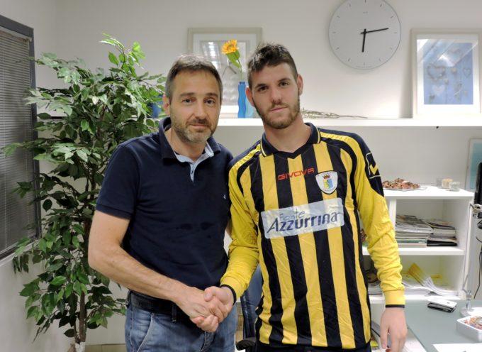 Altro colpo del Castelnuovo: acquistato dalla Massese l'attaccante Elia Angeli