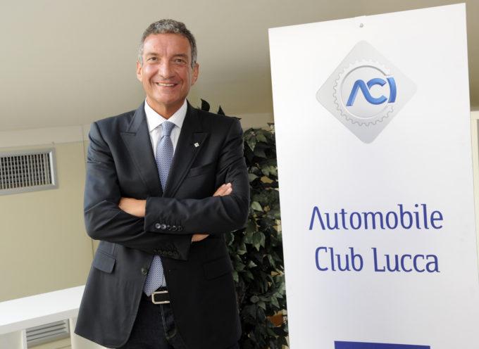 LUCA GELLI E' IL NUOVO PRESIDENTE DELL'ACI DI LUCCA
