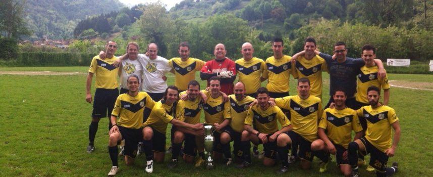 Gruppo Storico Capannori vince alla grande la 2° serie Aics e vola in prima serie.