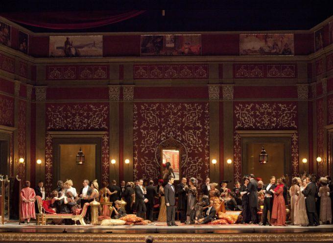 """""""La Traviata"""" a Borgo a Mozzano"""