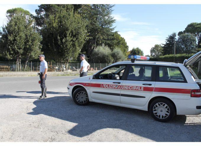 CONTRO GLI ATTI VANDALICI SERVIZIO NOTTURNO DELLA POLIZIA MUNICIPALE