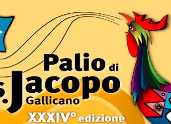 Palio di S. Jacopo a Gallicano: tutto pronto per la manifestazione di punta dell'estate Garfagnina