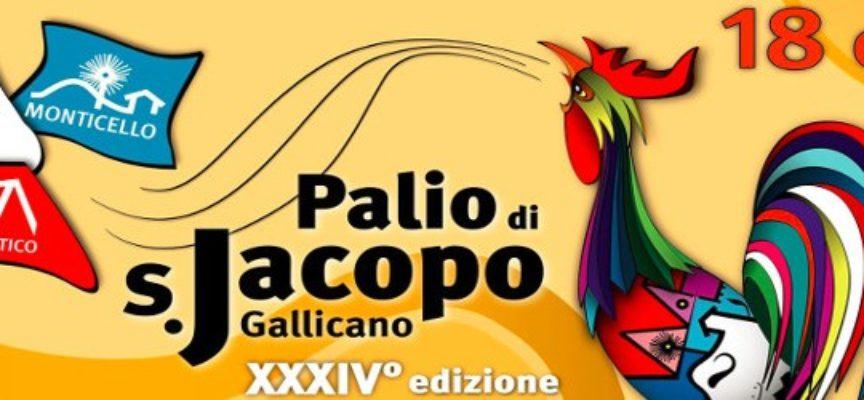 Il 23 Luglio a Gallicano anche gli alunni faranno il loro primo Palio