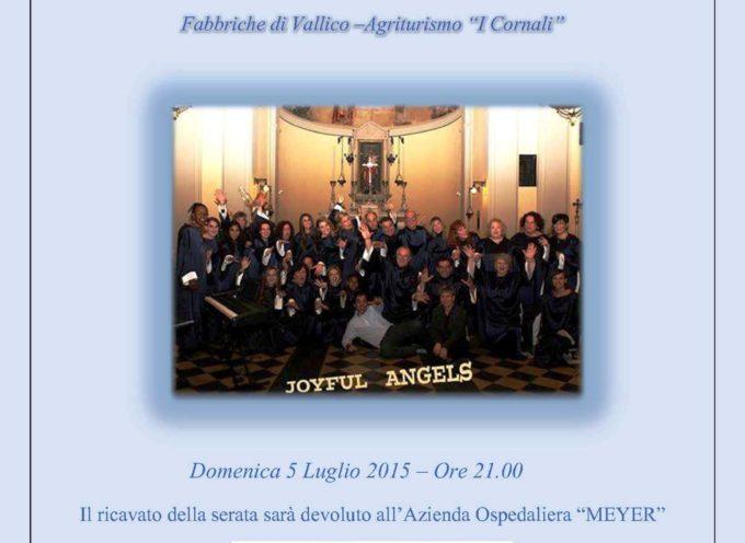 Fabbriche di Vallico, concerto di beneficenza per l'ospedale pediatrico Meyer
