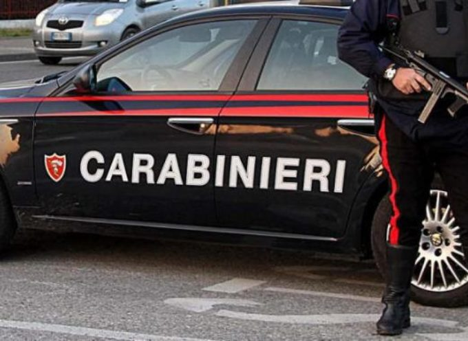 Arrestato in Garfagnana: giorno di ordinaria follia alcolica