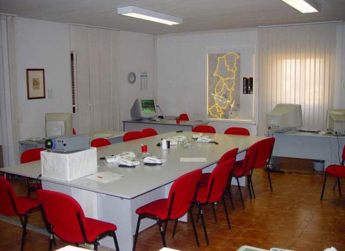 """A Fosciandora un nuovo """"Centro operativo  di protezione civile"""""""