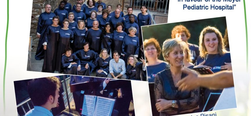 JoyFul Angels Lucca Gospel Choir in concerto a Coreglia Antelminelli