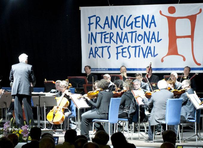 """""""FRANCIGENA FESTIVAL"""", A CAPANNORI IN CONCERTO 55 GIOVANI COREANI E LA """"FRANCIGENA CHAMBER ORCHESTRA"""""""
