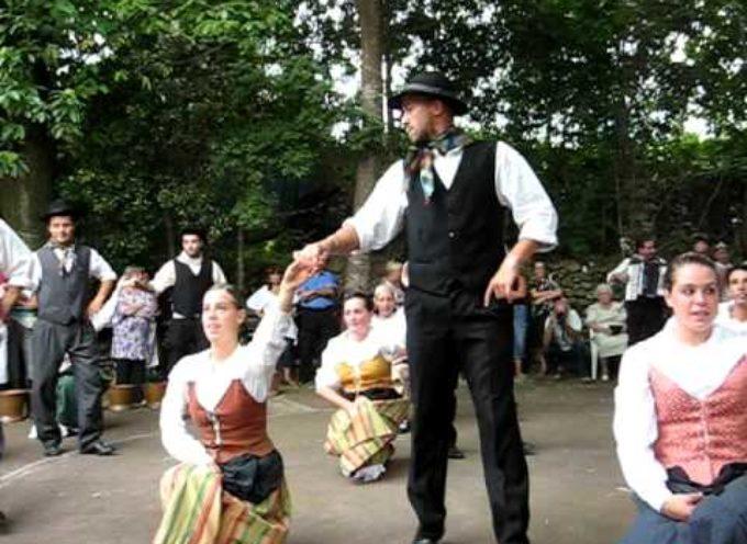 Camporgiano diventa internazionale con il Festival del Folclore