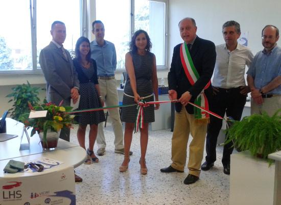 """""""Vicini al cittadino"""": una nuova sede distaccata per Lucca Holding Servizi"""