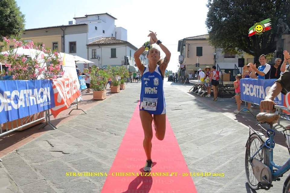 leanna fabbri vince Strachiesina 2015