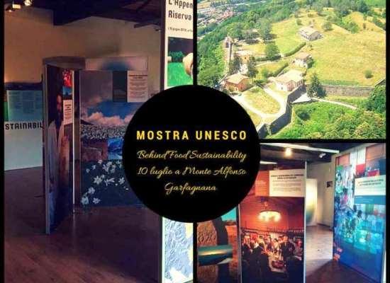 Castelnuovo: debutta la mostra UNESCO Behind Food Sustainability