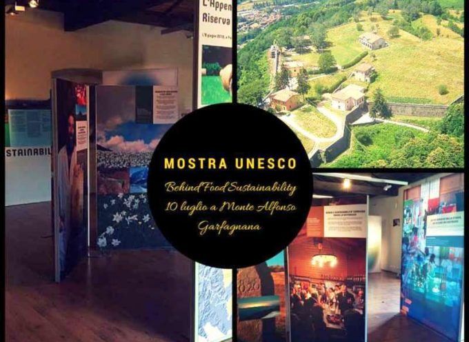Castelnuovo: debutta la mostra UNESCO Behind Food Sustainability