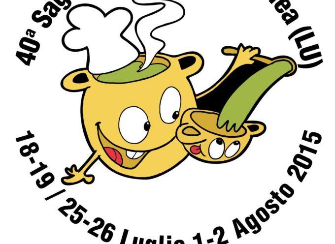 40° sagra della zuppa di Aquilea LU 18-19 25-26 luglio 1-2 agosto 2015