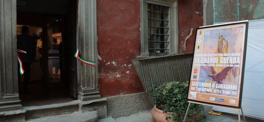 Castelnuovo di Garfagnana: la mostra sulla Grande Guerra diventa 'itinerante'