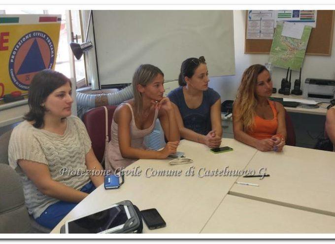Battiamo il Sisma, a Castelnuovo il nuovo progetto della Protezione Civile