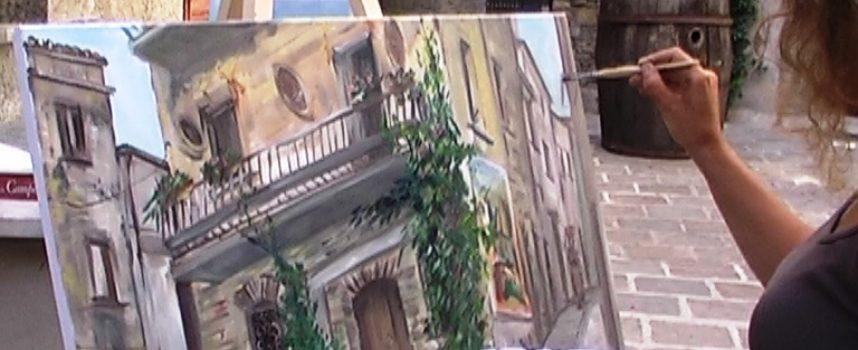 Ponte a Serraglio, al via concorso di pittura estemporanea per giovani