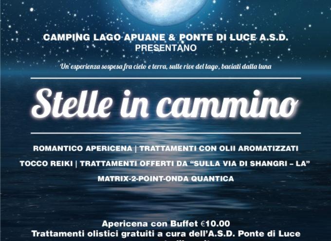 STELLE IN CAMMINO, un serata dedicata all'olistica e alla cucina naturale