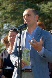 Il vice sindaco Luca Menesini
