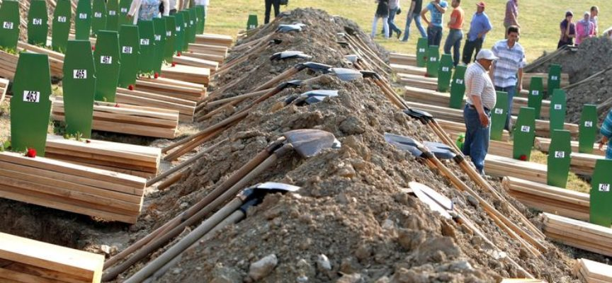 11 luglio: anniversario del massacro di Srebrenica