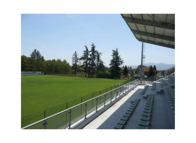 Salto di qualità per lo stadio di Marlia