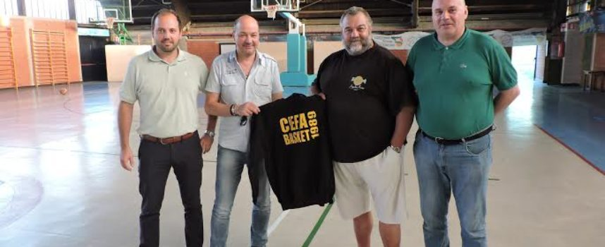 Massimo Buzzo nuovo allenatore del Cefa