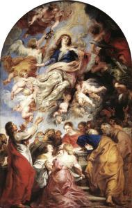 15 agosto Baroque_Rubens_Assumption-of-Virgin-3