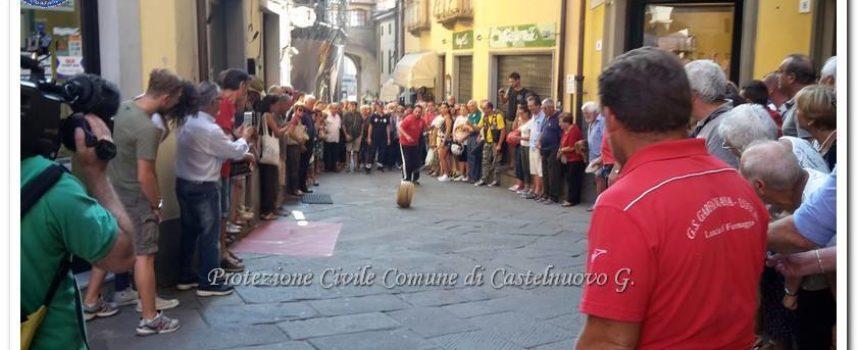 Successo per il Cacio a Castelnuvo e domani la storica fiera del Formaggio