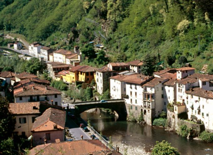 La Giornata all'aperto del FAI A Ponte a Serraglio.. Bagni di Lucca