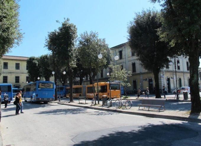 Piazzale Verdi: verso il restauro