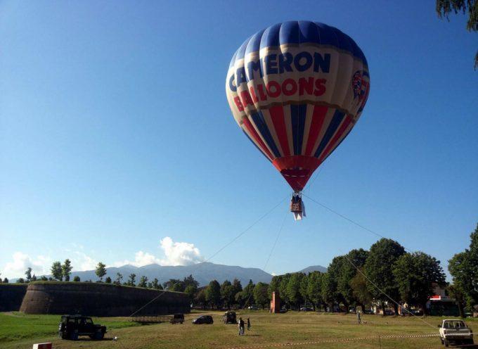 Una mongolfiera del Balloon Club volerà presto su Londra