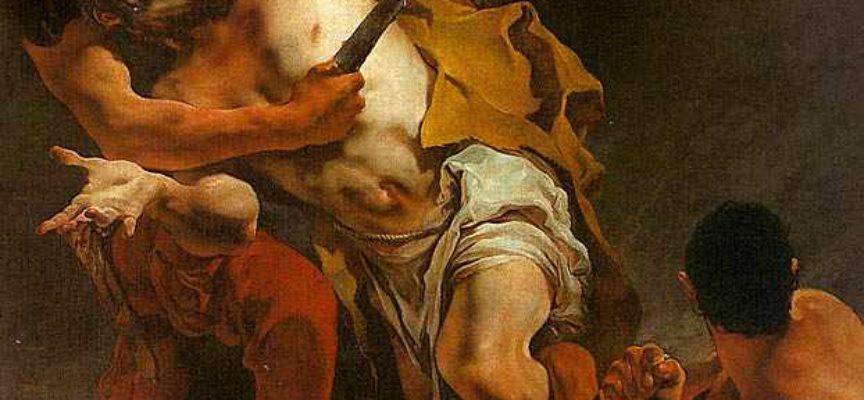 Il Santo del giorno, 24 Agosto: S. Bartolomeo